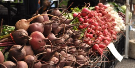 This is more beets than I ever need to see again.  You might love them!