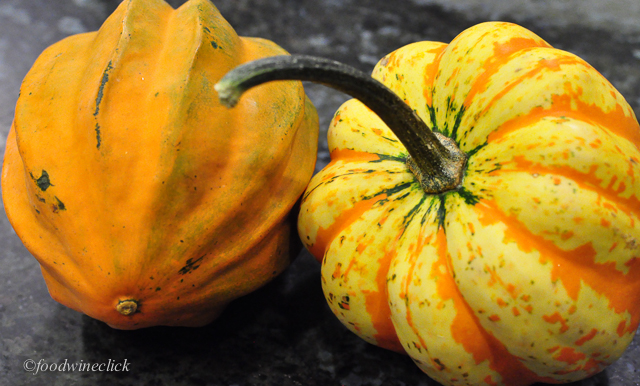 Winter Squashes to start