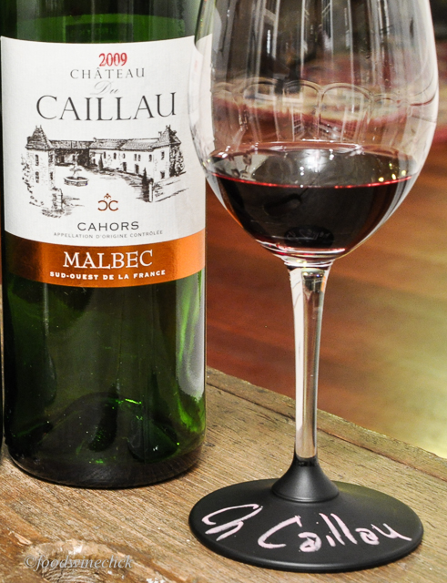 Chateau Caillau Malbec from Cahors, France