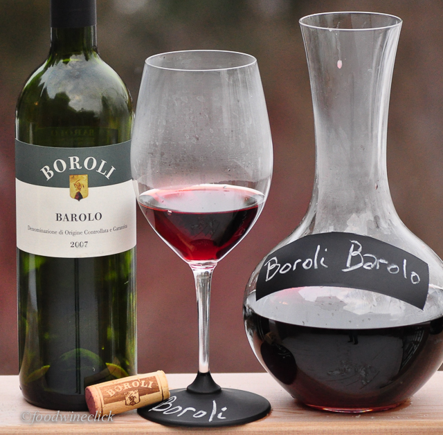 Boroli Barolo from Italy