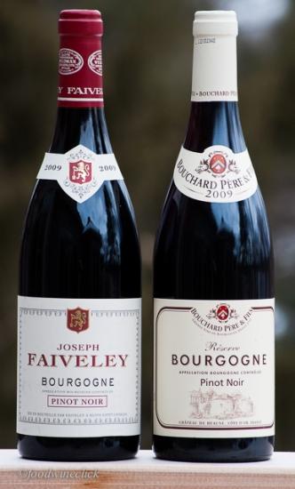 Bourgogne Rouge wines