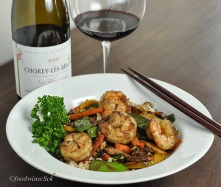 shrimp_stir_fry_&_chorey_les_beaune_PN-124