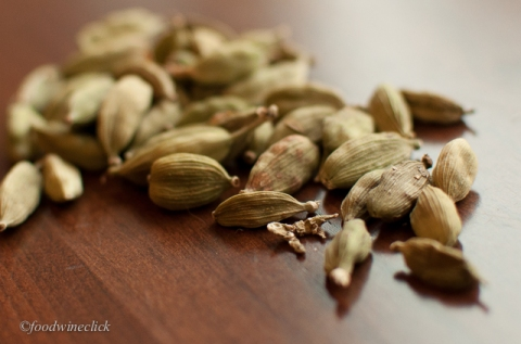 Cardamom is the secret weapon in this recipe.