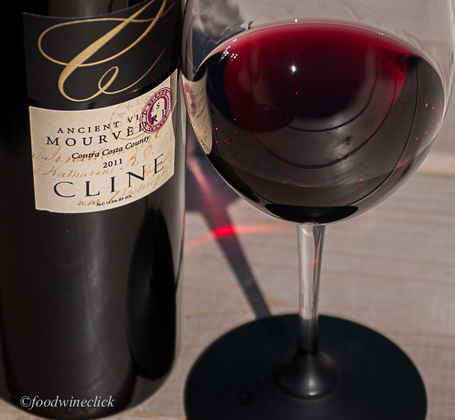 Cline Ancient Vines Mourvèdre is representative of the grape