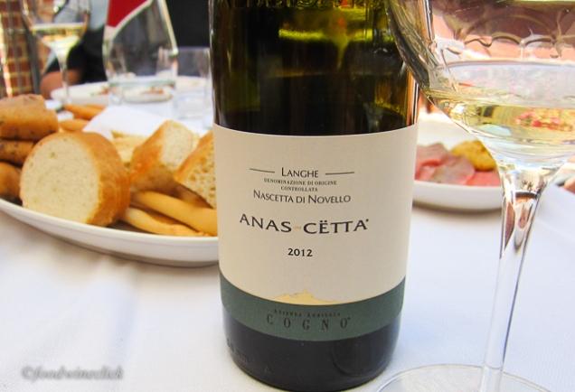 Nascetta, a grape unique to the Langhe.