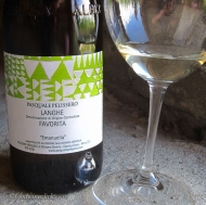 Favorita is likely the same grape as Vermentino