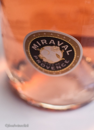 Chateau Miraval is a serious Provençal Rosé recently associated with Brad and Angalina.