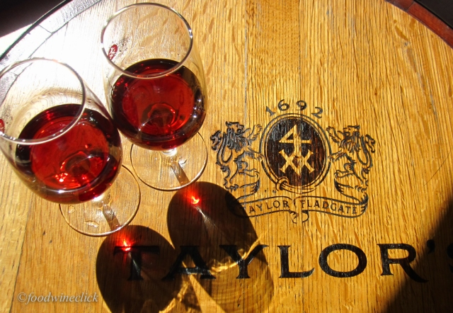 Be careful before tasting a 40 year Tawny port...