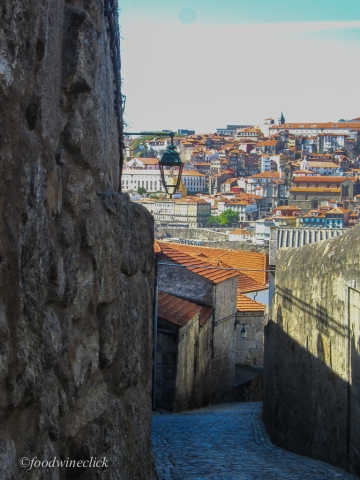 Backstreets of Porto