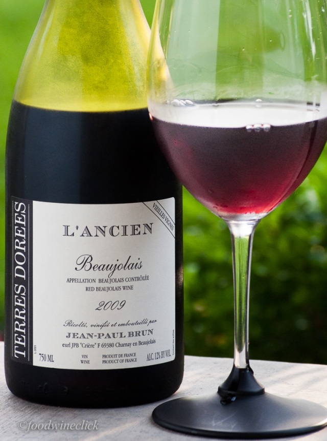A favorite Beaujolais of mine.
