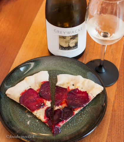 Sauvignon Blanc will work with beets, too.