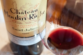 Chateau Moulin Riche French Bordeaux wine