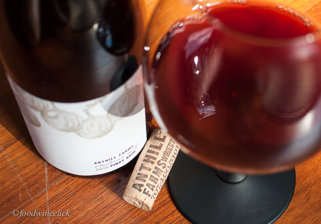Anthill Farms Anderson Valley Pinot Noir