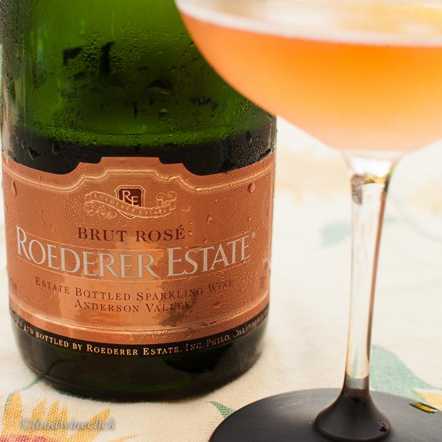 Roederer Estate Sparkling Brut Rosé  wine