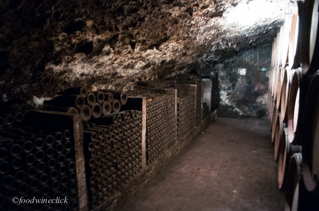 Some of their oldest cellars, hidden from the Nazis in World War II