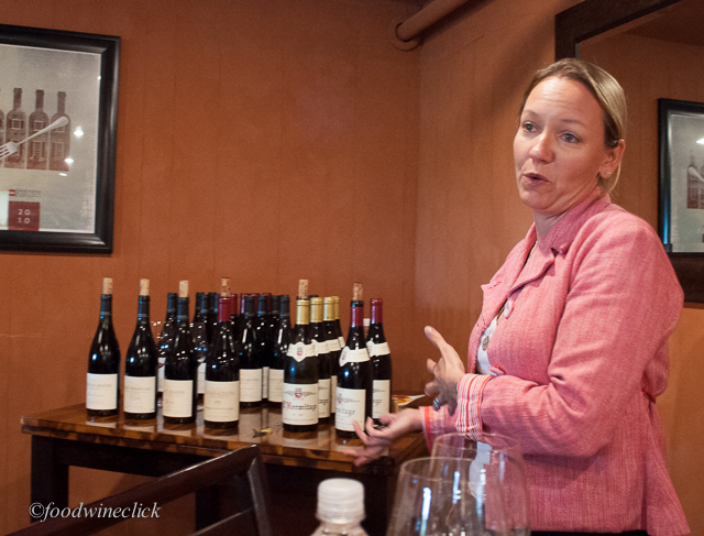 Erin Cannon Chave explains Domaine Jean-Louis Chave winery story