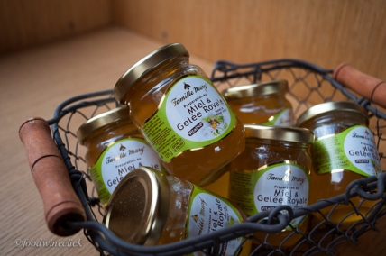 We also did a honey tasting. My favorite was thyme honey. How about you?