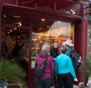Single source chocolate shop - terroir for chocolate