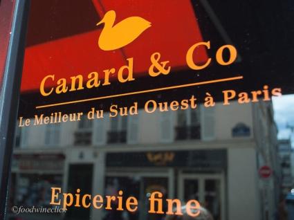 The foie gras shop