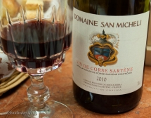 corsican red wine