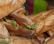 Take a sandwich for lunch