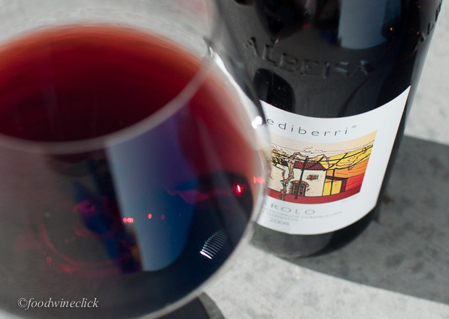 Trediberri Barolo - an intense but delicate red wine