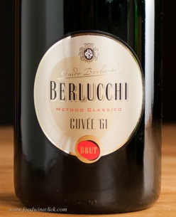 Franciacorta wines are made in the same exacting standards as those from Champagne region in France.