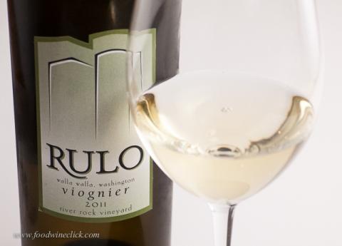 Rulo Viognier from Washington