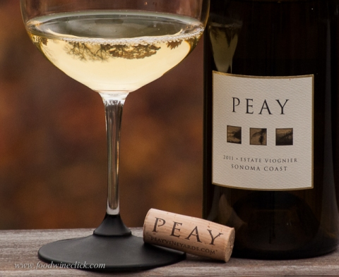 Peay Vineyards Viognier