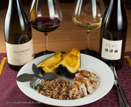 Would you pick the Viognier or the Pinot Noir?