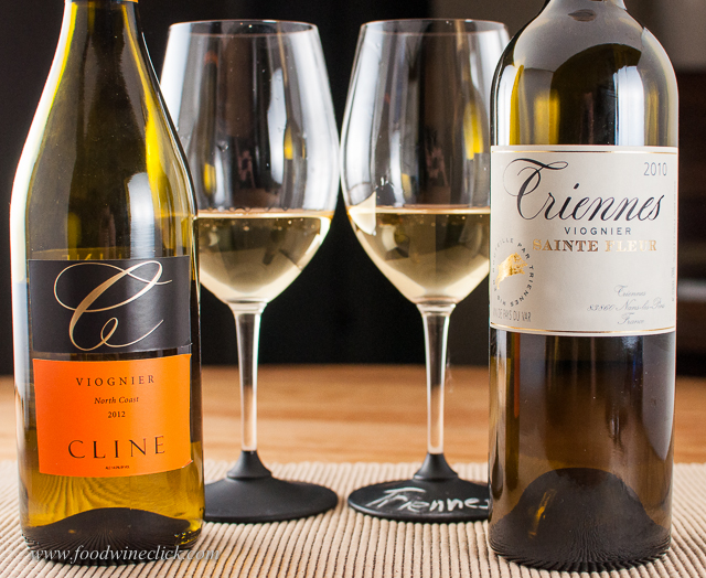 Inexpensive Viogniers from California and France