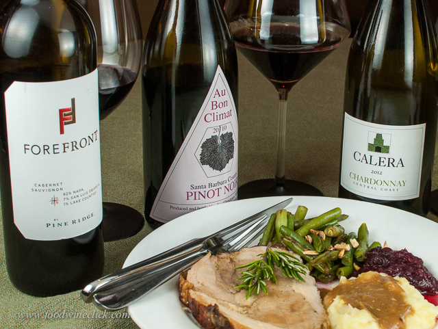 Turducken will even pair with a bigger red wine