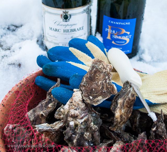 Assignment: shuck 4 dozen oysters.  Go!