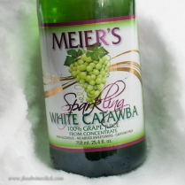Sparkling but non-alcoholic - provide something for the non-drinkers! $3