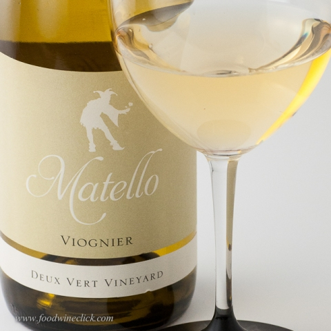 Matello Viognier - my favorite in our Viognier series