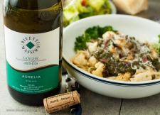 Arneis is a great choice with pasta as primo or even the main course http://bit.ly/1F9qcJf