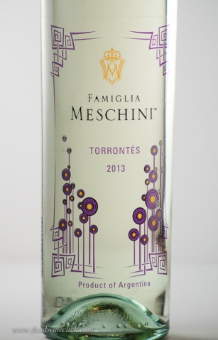 Familia Meschini Torrontés: our new wine this week