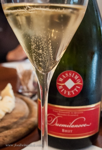 Very nice dry sparkling wines we rarely see in the US.