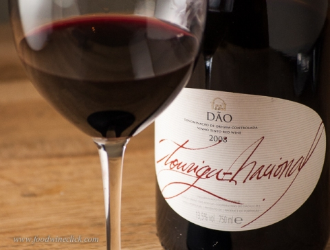 UDACA Touriga Nacional, a powerhouse red