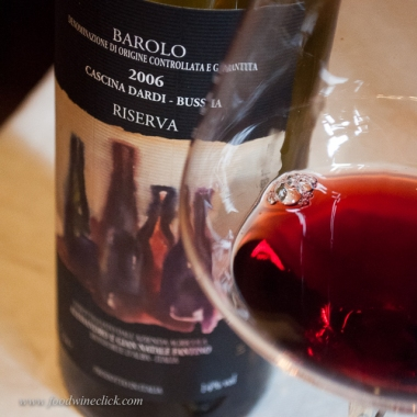Nebbiolo is also the heart and soul of Barolo.