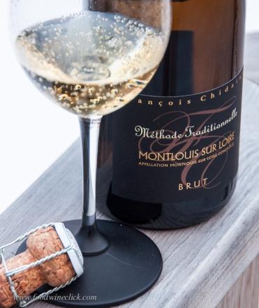 Montlouis-sur-Loire sparkling wine by Francois Chidaine