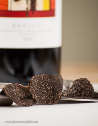Truffles are fascinating: aroma, visual, texture