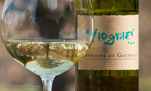 domaine de Gourgier Viognier Rhone White wine