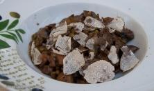 Finanziera w/ shaved truffles, peasant fare?