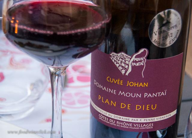 cotes du rhone wine