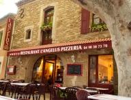 Angelus Pizzeria in Ste. Cecile les Vignes