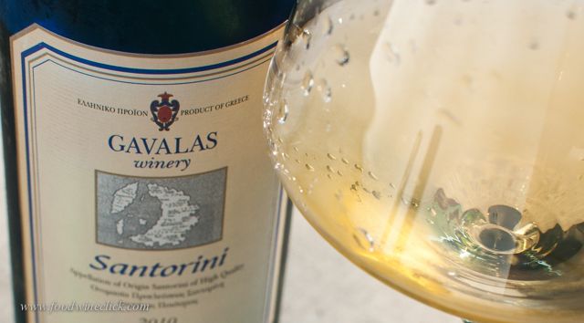 Our Santorini incorporates Assyrtiko and Aidani grapes into a rich yet still crisp white wine.