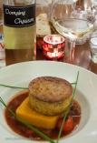 Plat: Papeton Aubergine (eggplant) Provencal, a very traditional Avignon dish