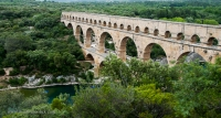 Pont du Gard Aquaduct