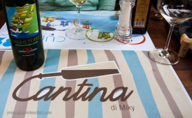 Cantina di Miky (Pssst, they also stock a good selection of beer)